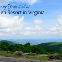 Get Away from it all at Wintergreen Resort in Virginia