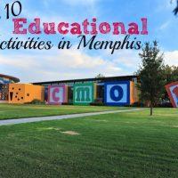Top 10 Educational Activities in Memphis