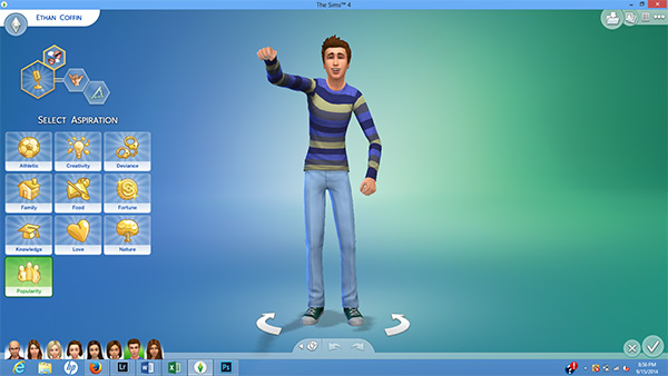 Sims 4 Brother