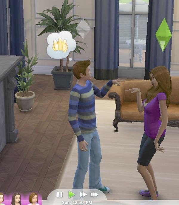 Sims 4 Teens