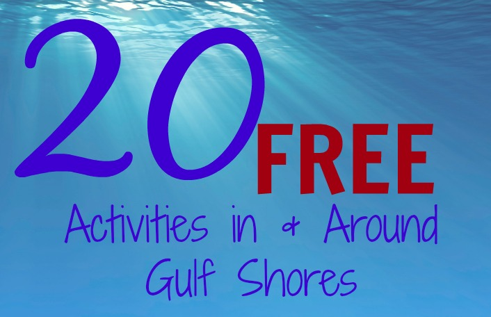 20 Free Activities in Gulf Shores