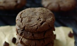 Ultimate Double Chocolate Chip Paleo Cookies