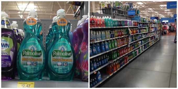 Palmolive at Walmart