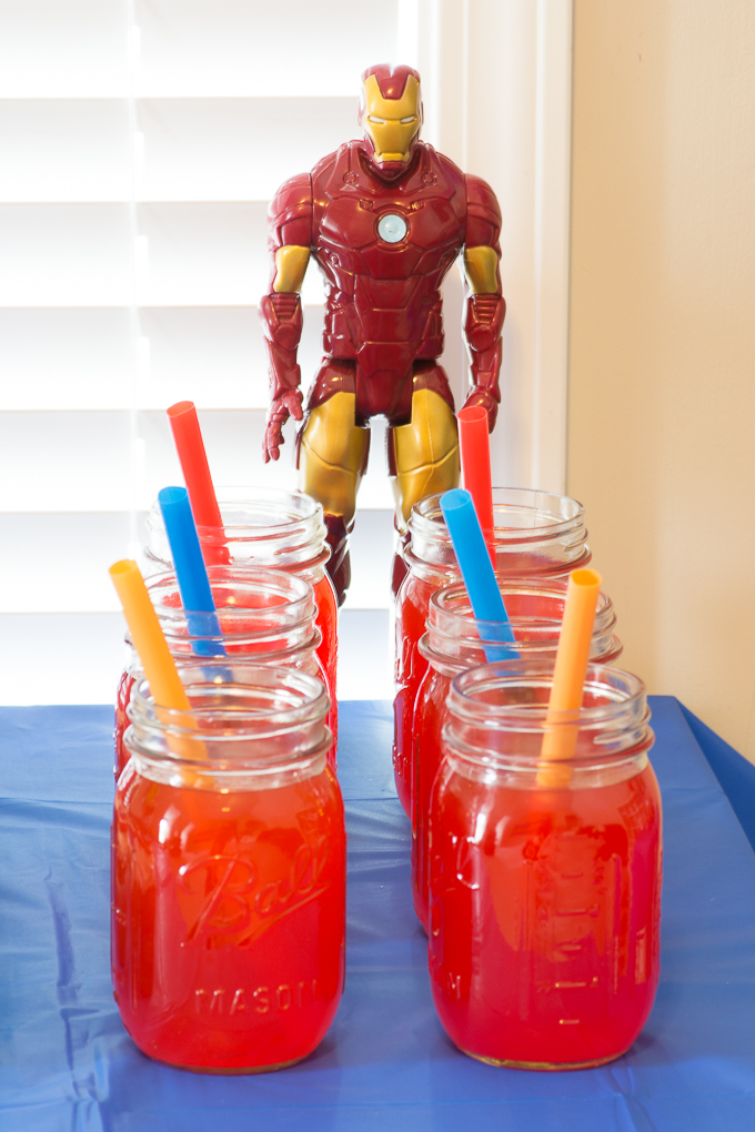 Iron Man Punch