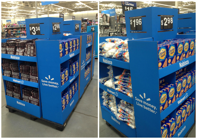 S'mores at Walmart