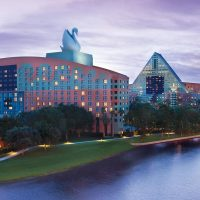Swan and Dolphin Disney World Hotel
