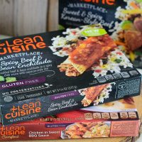 Simplifying Life with New LEAN CUISINE® Marketplace Meals