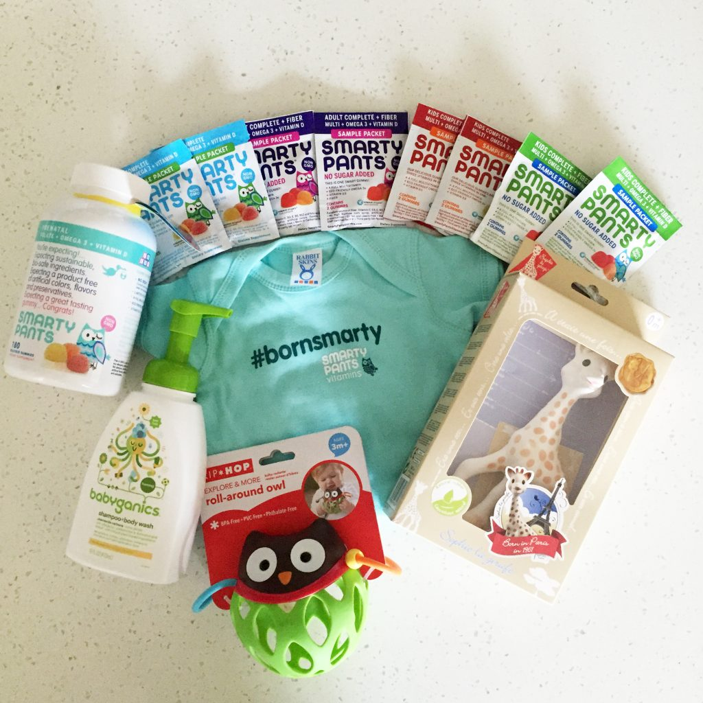 #BornSmarty Kit Giveaway