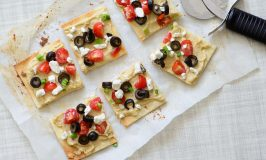 Gluten Free Greek Flatbread