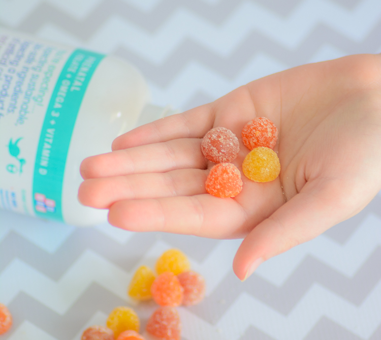 SmartyPants All-in-One Prenatal Gummy Vitamins