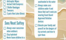 Summer Travel Safety Checklist