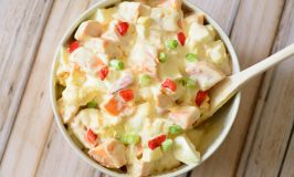 Sweet Potato Salad – Paleo and Gluten Free