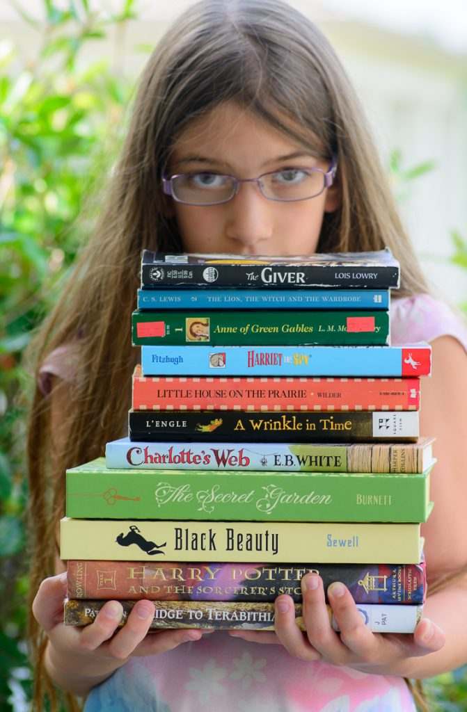 15 Must Read Books for Tween Girls