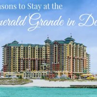 5 Reasons to Stay at the Emerald Grande Resort in Destin, FL