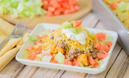 Easy Freeze Ahead Taco Casserole