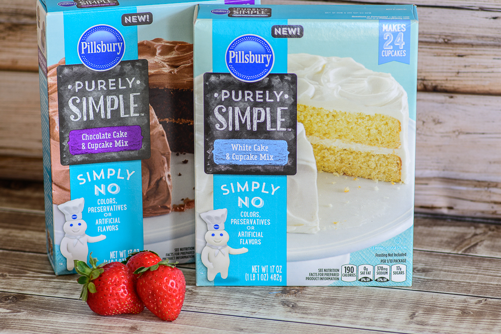 Pillsbury Purely Simple Cake Mix at Kroger