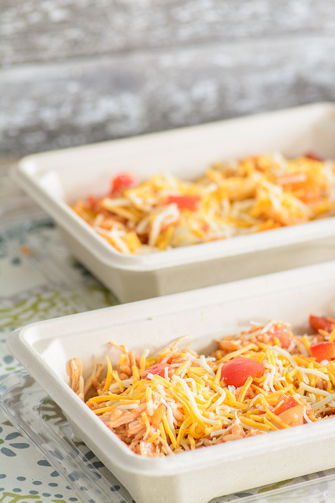 Chicken Enchilada Casserole Recipe. Use leftovers to create this delicious casserole that every one will gobble up.
