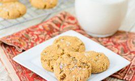 Gluten Free Ginger Snap Cookies