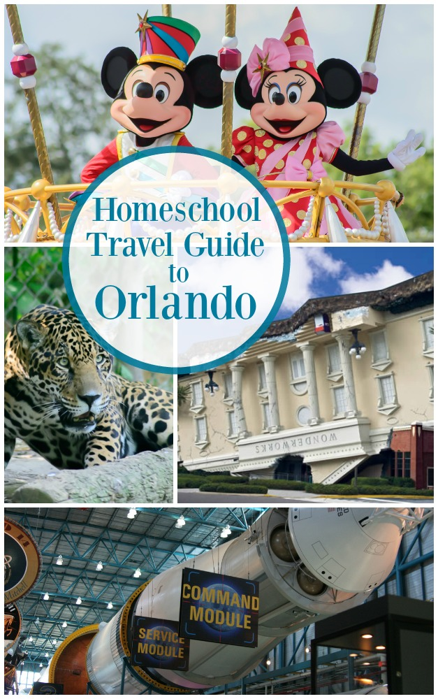 Homeschool Travel Guide to Orlando