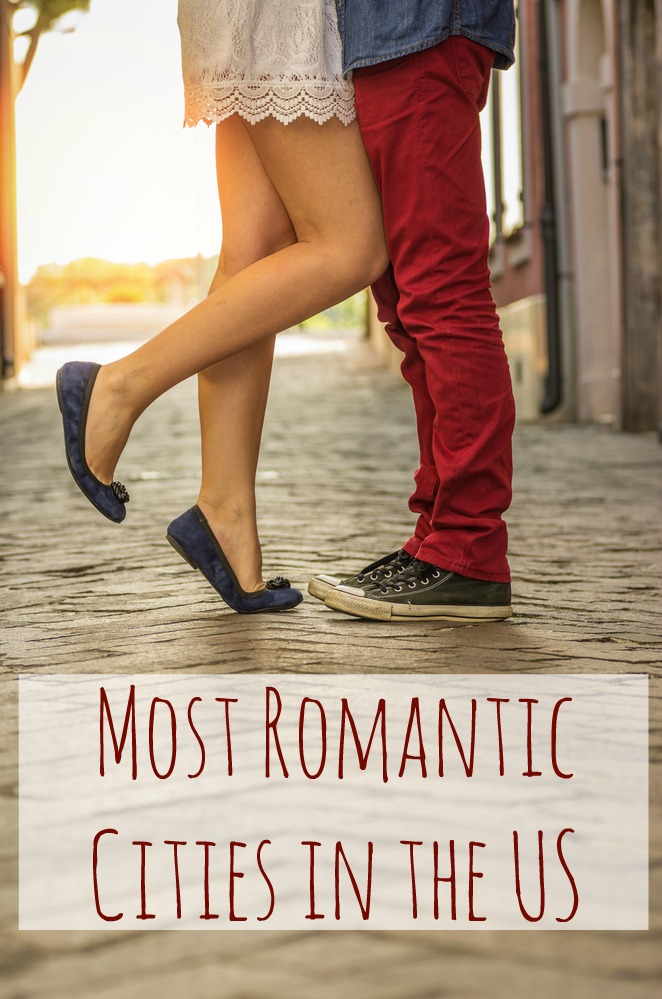 8 Most Romantic Cities in the US. Love is in the air and what better way to keep the spark alive then a romantic getaway with your sweetie! Check out this great list featuring the Most Romantic Cities in the Country.