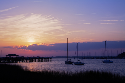 8 Most Romantic Cities in the US. Charleston, SC