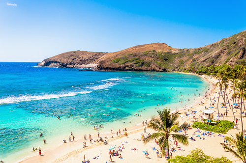 8 Most Romantic Cities in the US. Honolulu, HI