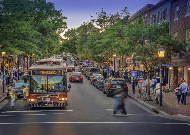 8 Most Romantic Cities in the US. Alexandria, VA