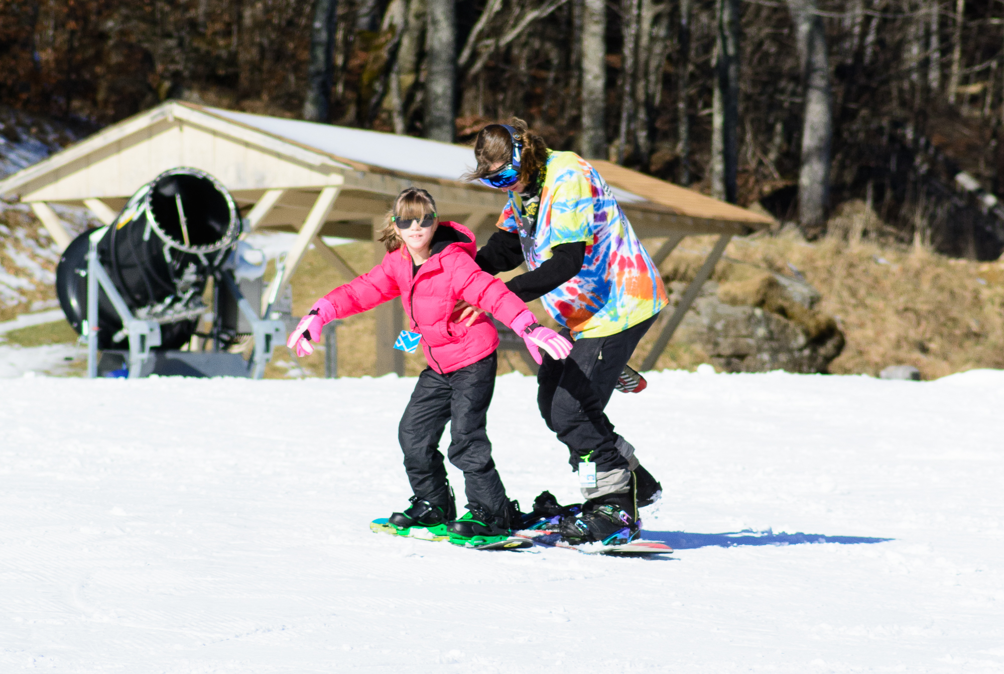 Ski Lessons at Beech Mountain Resort