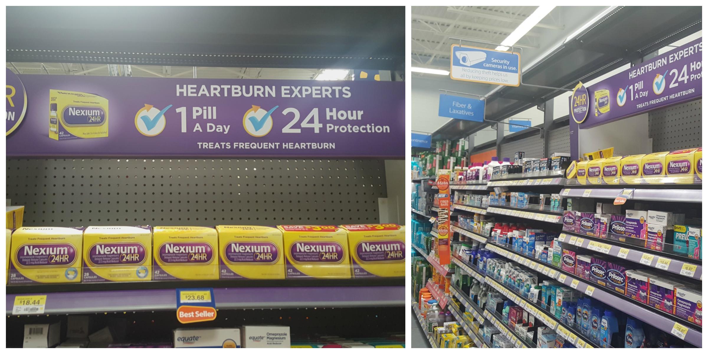 Nexium at Walmart