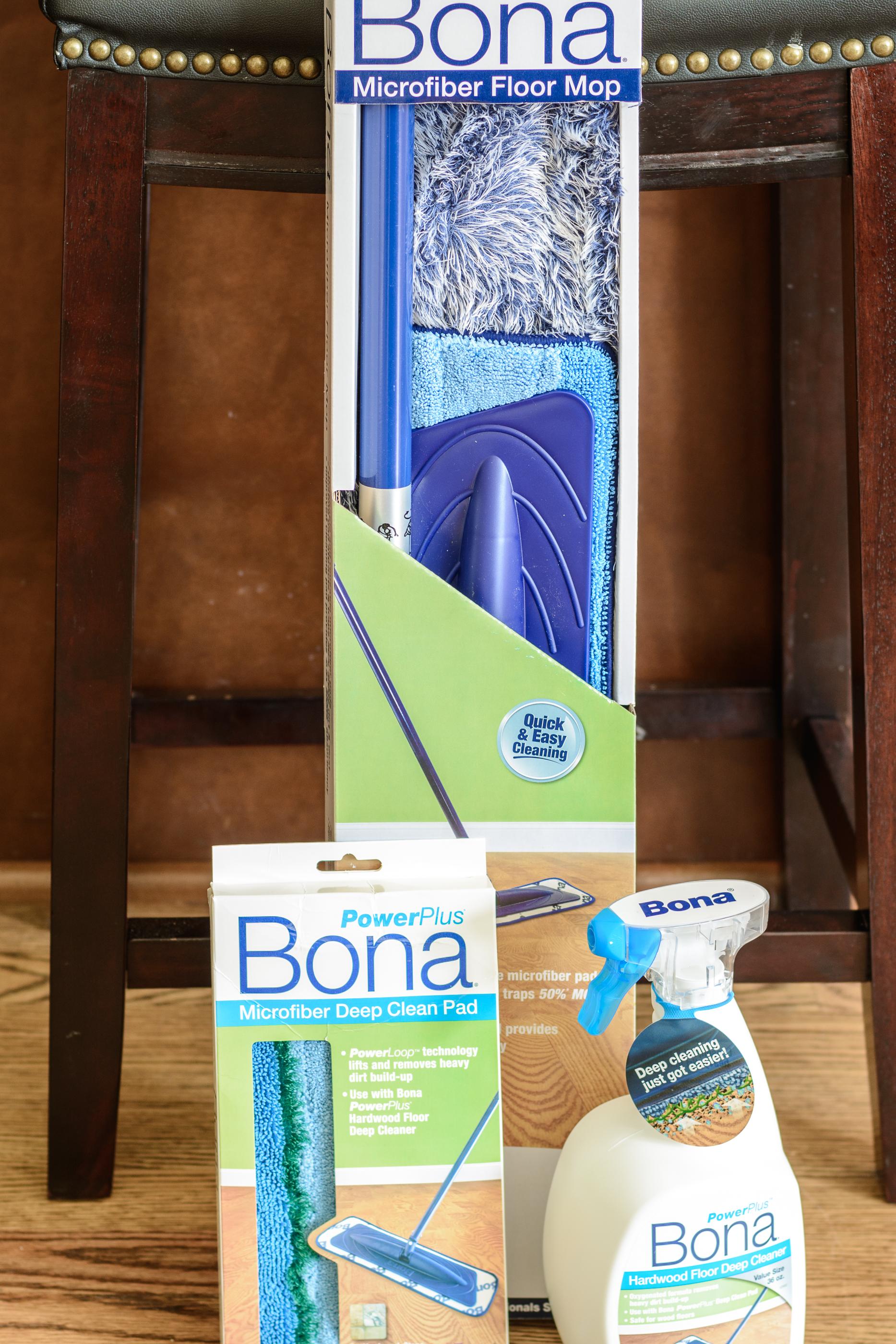 Bona Hardwood Floor Cleaner-6950