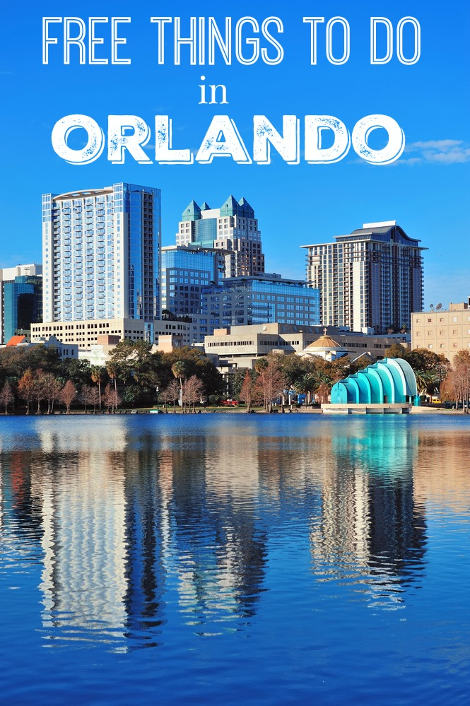 Free things to do in Orlando. This is the Ultimate Guide of Free Things to Do in Orlando, FL