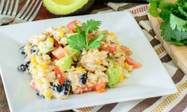 Tex-Mex Chicken and Quinoa Salad