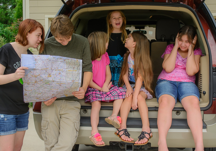 Choosing your perfect family car