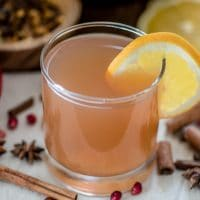 Crock-pot Fall Cider Recipe
