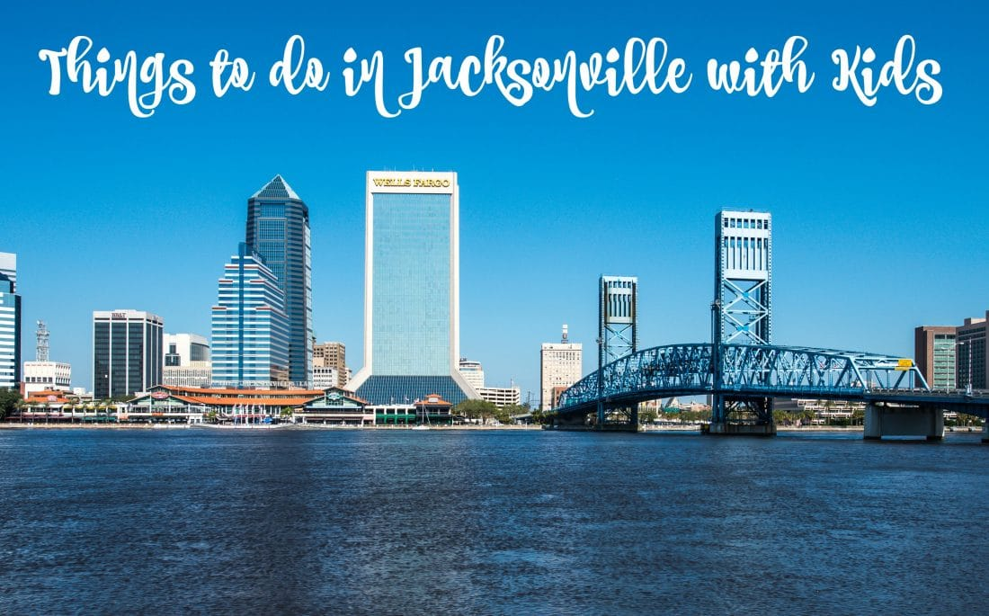 Things to do in Jacksonville with kids