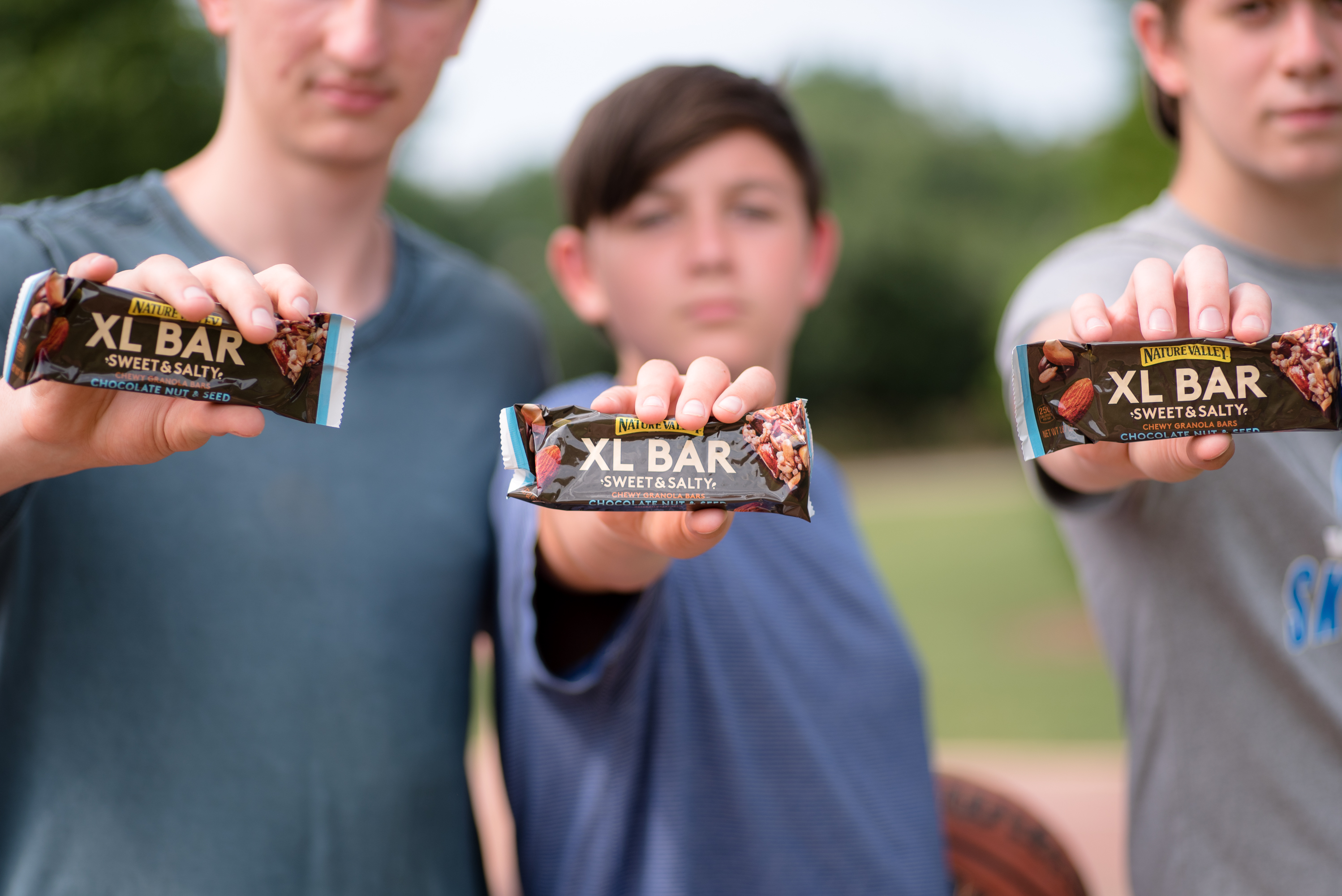 Keep Your Teen Fueled with Nature Valley XL Bars