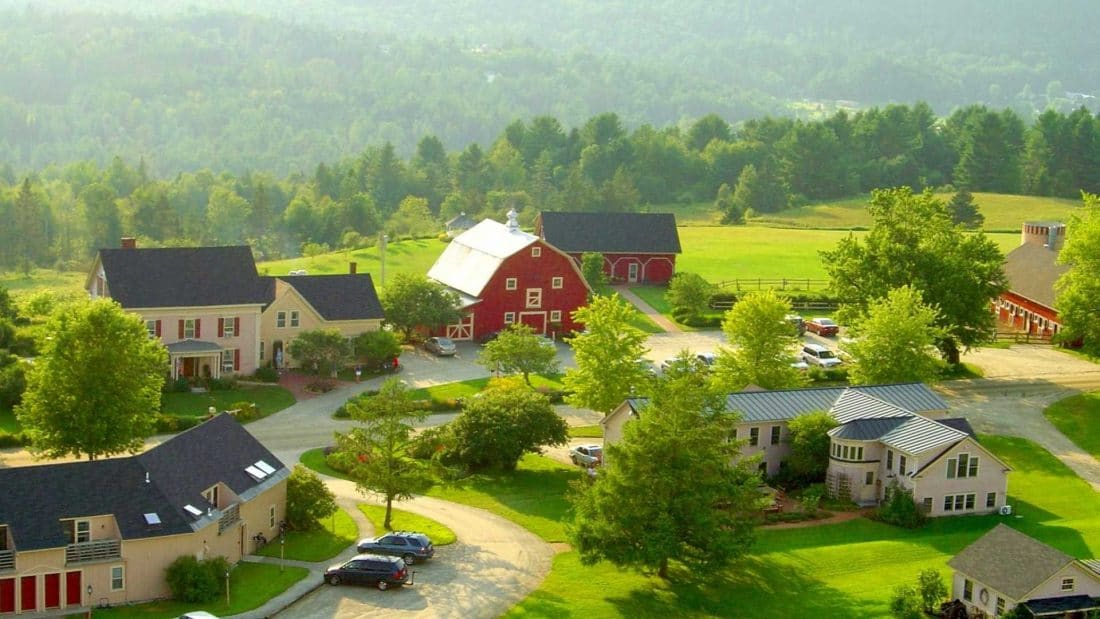 Wildflower Inn Vermont