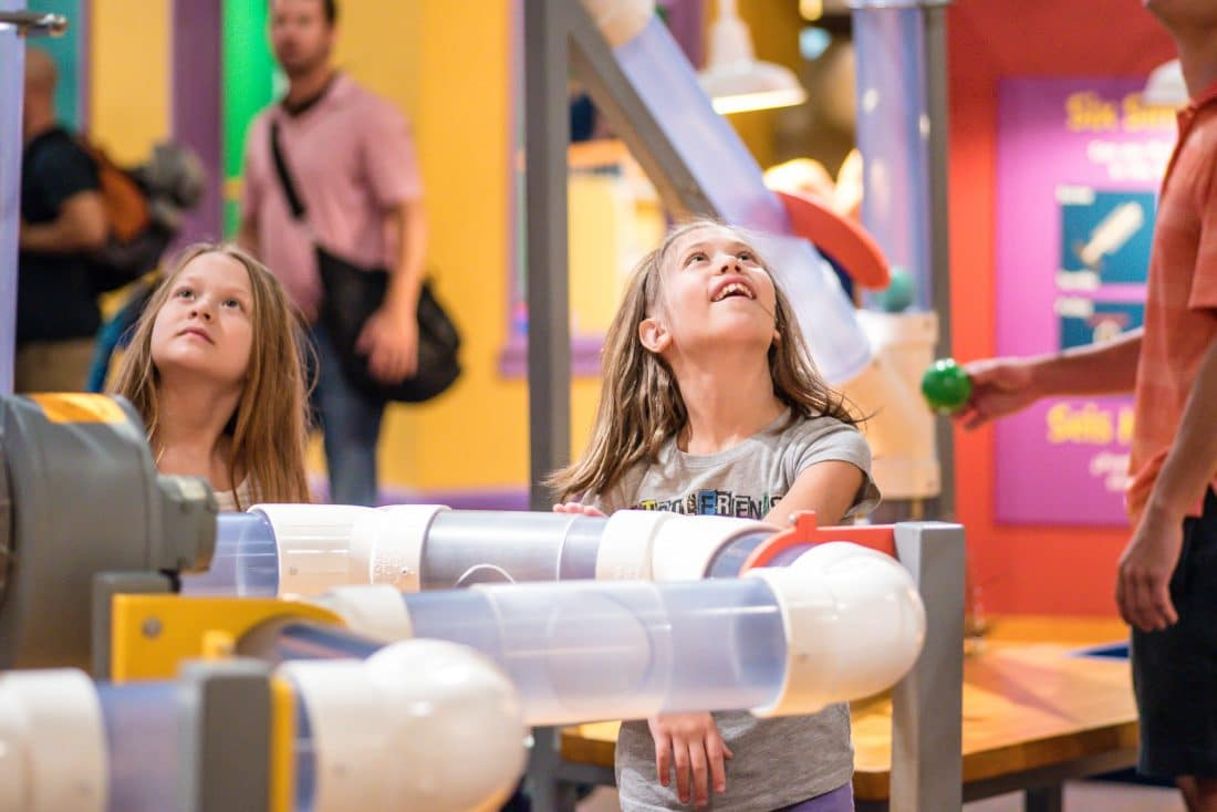 Children's Museum of Atlanta in The Centennial Park District