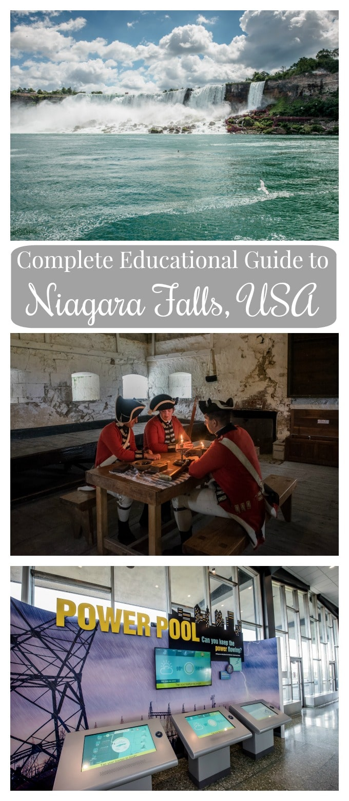 Complete Educational Guide to Niagara Falls USA