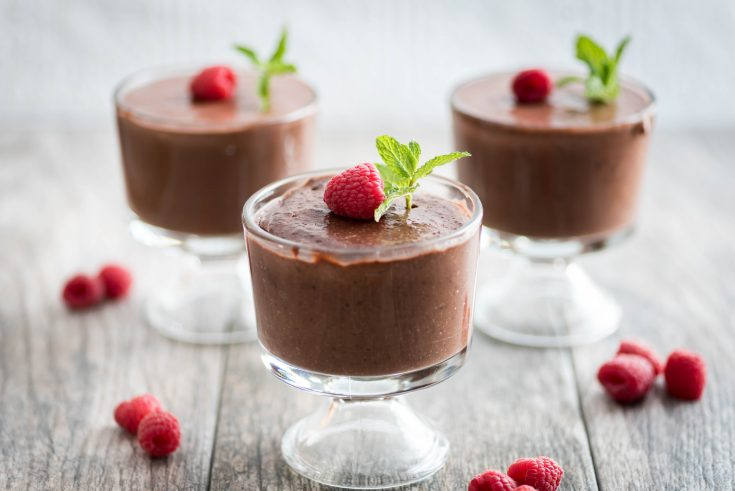 Keto Chocolate Pudding Recipe