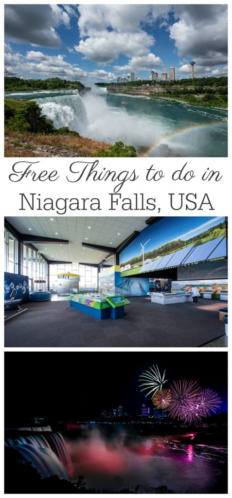 Free things to do in Niagara Falls