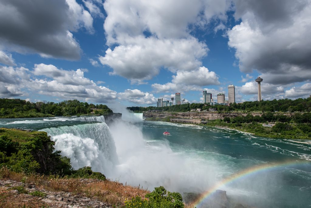 Visit Niagara Falls State Park for Free!