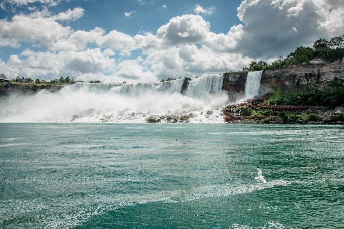 Visit Niagara Falls State Park for Free